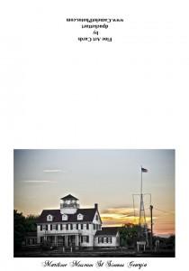 Maritime_StSimons_GA-_Card_5X7_H